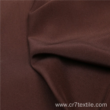 Plain Woven Dyed 100% Polyester Garemnt Fabric