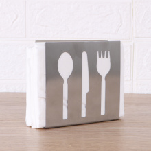 High Quality Home Restaurant Stainless Steel Napkin Holder