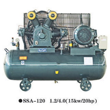 High pressure 22kw 4mpa air compressor