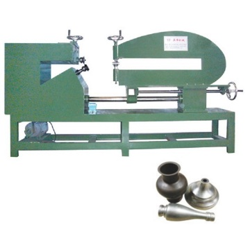 Internal and external shearing machine