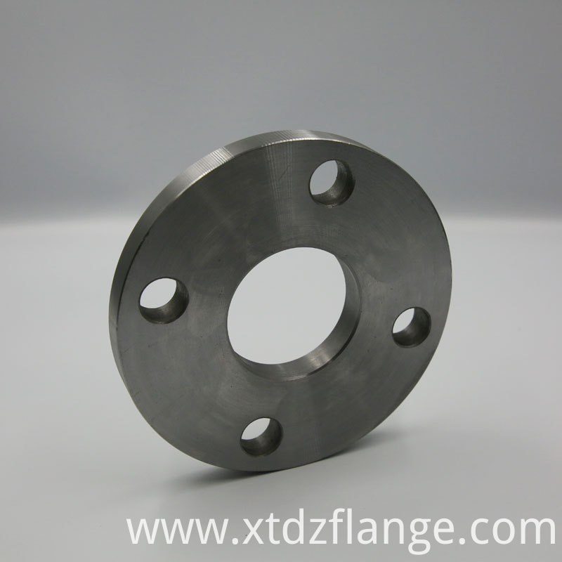40K Plate Type Flange