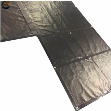 6'Drop Super Light  Vinyl Lumber Tarp