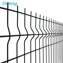 Decorative Weld Mesh Garden Fencing Designs