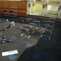 rubber weight room flooring