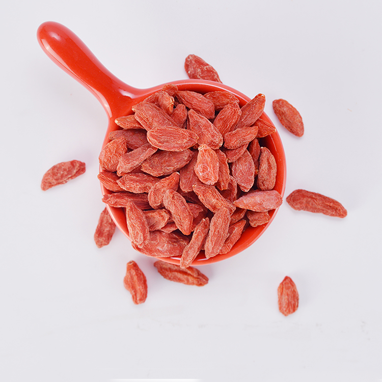 Low Pesticide Dried Wolfberries Sweet Goji Berry