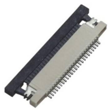 0.5mm FPC SMT Right angle ZIF Upper(Bottom) Contact