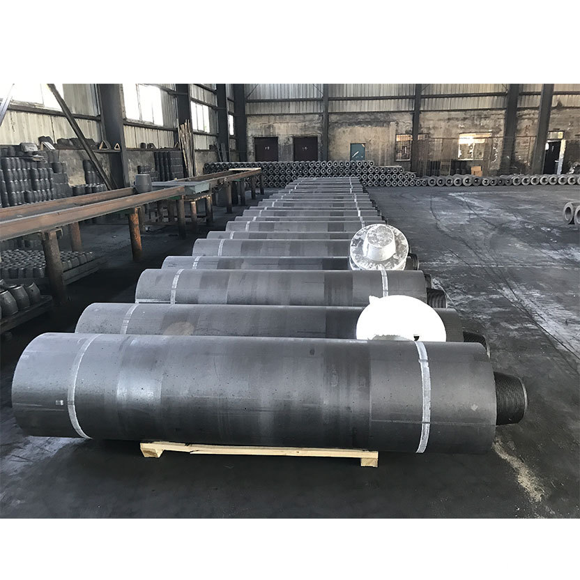 4 TPI Nipple HP 600mm Graphite Electrode Price