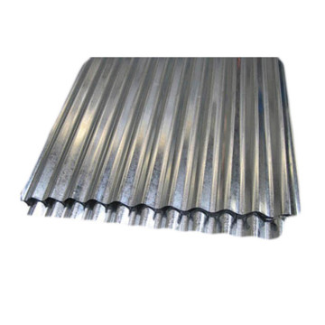 factory price color coated-1.5mm corrugated aluminum sheet