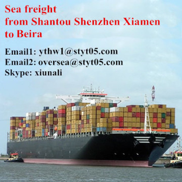 Best Freight Rate from Shantou to Beira