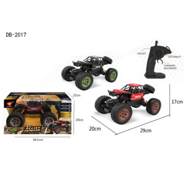 112 R/C 2.4G alloy climbing car