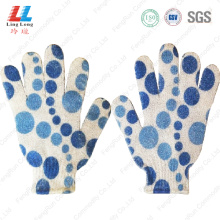 Foam Bath Scrubber body wash bath Gloves Shower