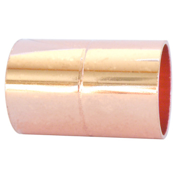 Copper Capillary Coupling Fittings