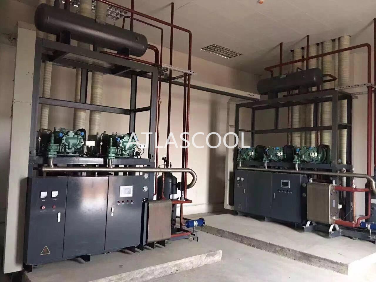 large refrigeration units