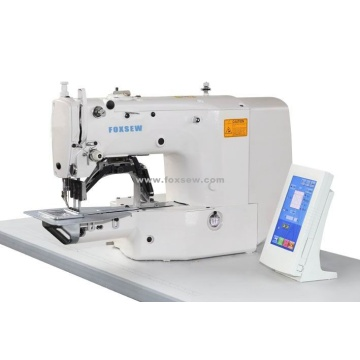 High Speed Electronic Small Pattern Bar-tacking Sewing Machine