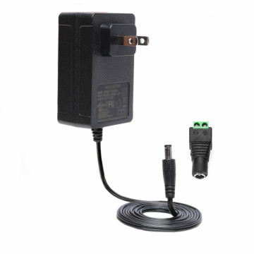 110VAC US Plug 15V 2Amp Wall Adapter 30W