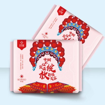 Wholesale OEM Women Daily Dry Sanitary Napkin