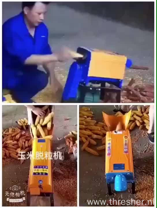 High Quality Small Mechanical Corn Sheller for Sale