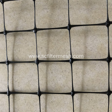 Black PP Fence Netting