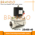 2S400-40 1.5'' Diaphragm Operated Solenoid Valve Water
