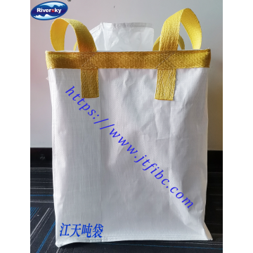 construction bulk bags  type d fibc