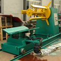 Garantie d'un an du fournisseur Golden Machine de 5 tonnes hydraulique decoil
