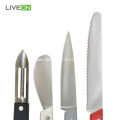 4 pcs Cheaper kitchen Paring Knife