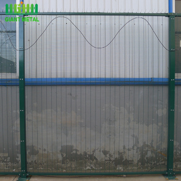 Razor fence match 358 security prison fence