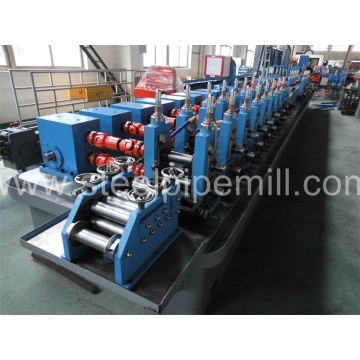 precision square tube mill
