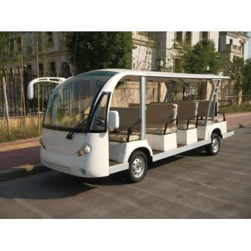 14 seaters high quality gas powered  bus
