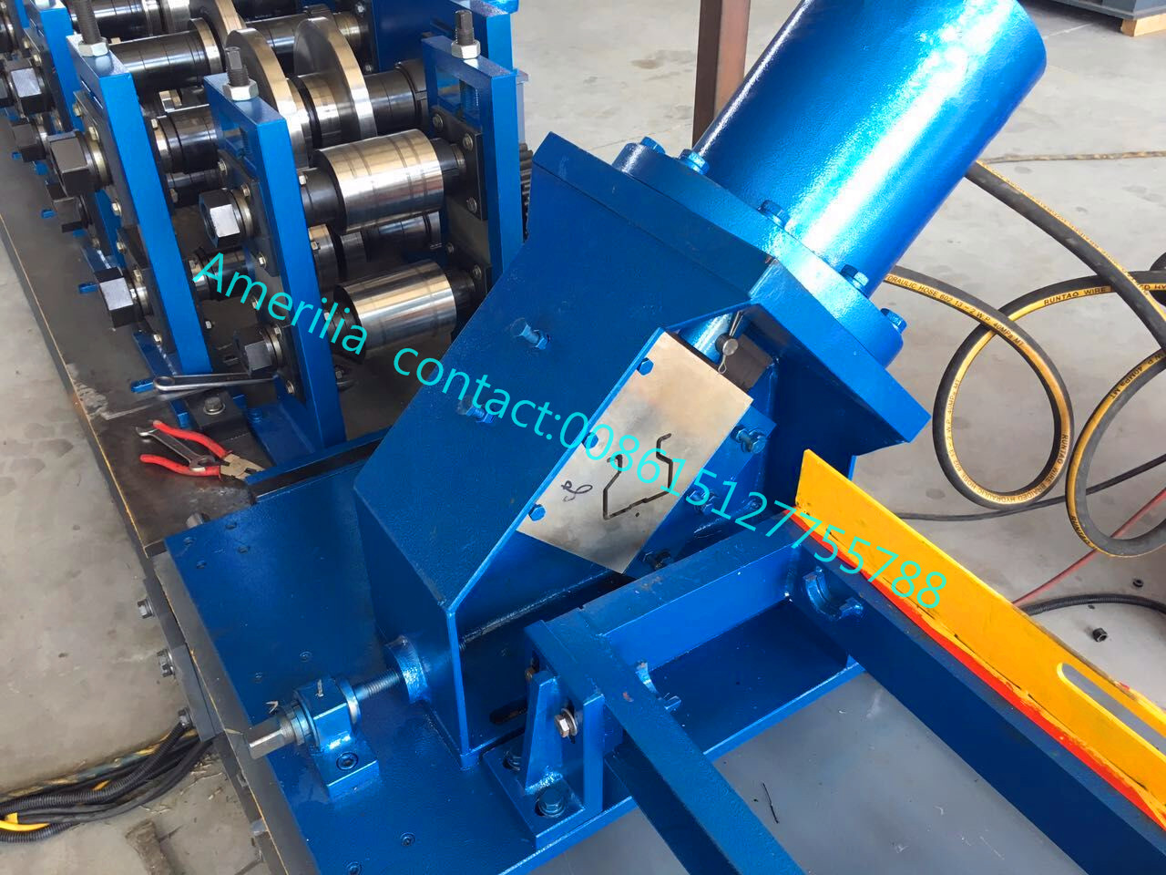 upright pillar making machine7