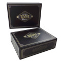 Bespoke Black Matte Magnetic Wedding Gift Box