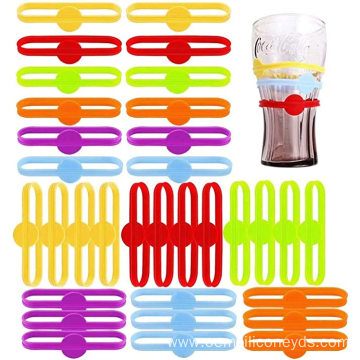 Bottle Strip Tag Markers Glass Cup Markers