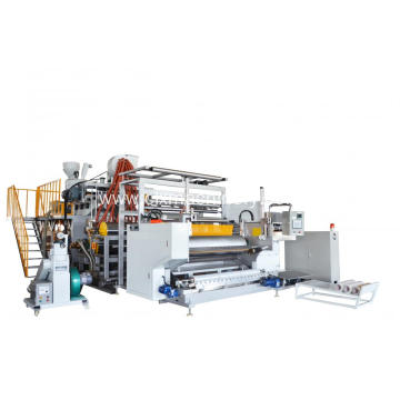 Conventional Machine Grade Cast Film Extruder Machine