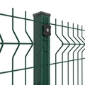 Wire mesh fence decorative metal panels plastic garden fence
