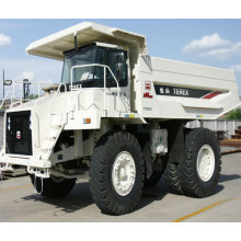 Terex non-highway off-road rigid mining dumper truck TR50