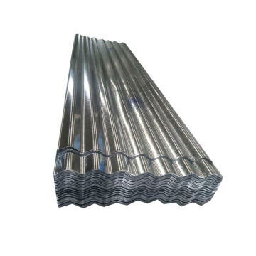 Sheets 4x8 Galvanized Corrugated Galvanized Steel Sheet