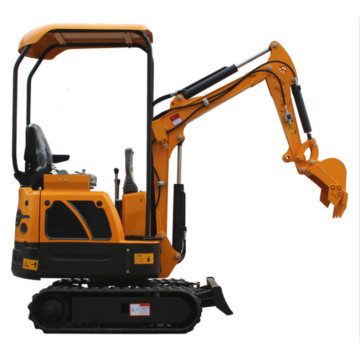 1ton mini excavator XINIU mini digger for sale