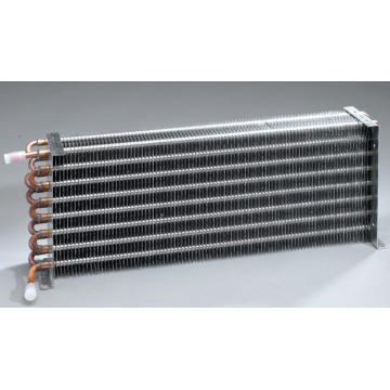 heat exchanger for beverage cabinet