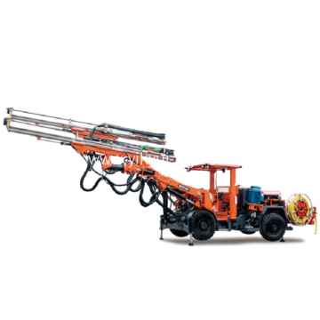 2*55KW Double Boom Underground Digging Machine for mine