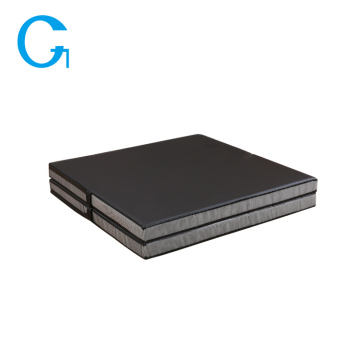 High Quality Thick Gymnastics Black Gym Mats