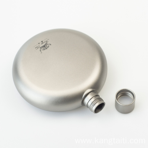Lightweight and Portable Hip Flask