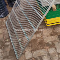 Hot Dipped Galvanized Pigeon Cage Earth Mat