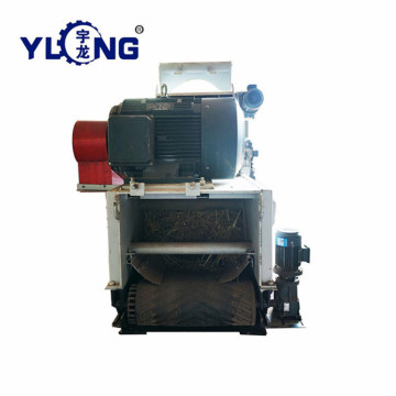 High capacity wood grinding machine price