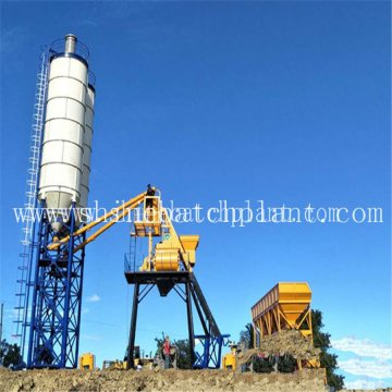 Hot Sale 40 Stationary Concrete Mix Plant