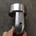 Copper Forging Process Flange Types Press Forging Products
