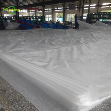 light diffusion clear woven greenhouse cover fabric