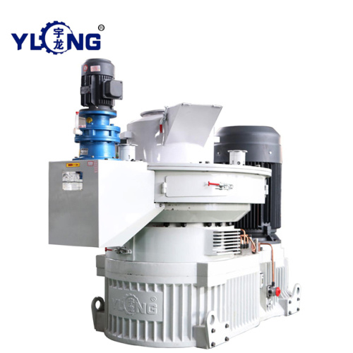 wood pellet complete mill