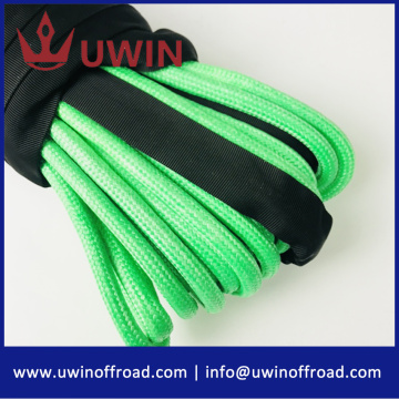 3/8'' 90' Double Braided Synthetic Winch Rope