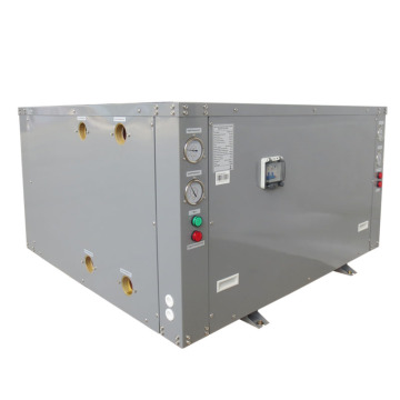 water source heat recovery heat pump with R134a