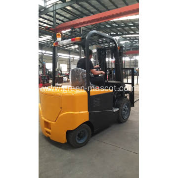 THOR 4 Wheels Forklift Electric Lifting Truck